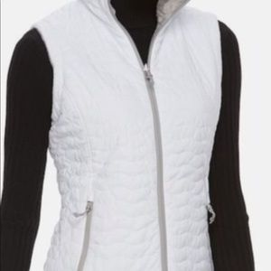 Free Country Revisable Quilted Vest Size L